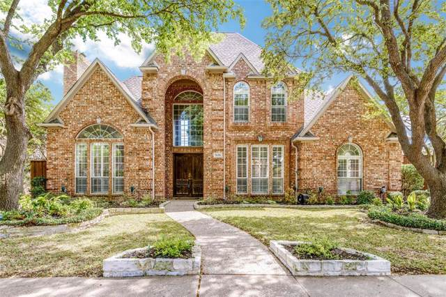 5628 Crowndale Drive, Plano, TX 75093 (MLS #14228805) :: Vibrant Real Estate