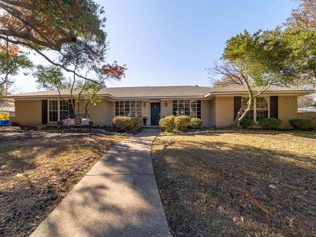 5 Ridgeview Circle, Richardson, TX 75080 (MLS #14228806) :: RE/MAX Town & Country