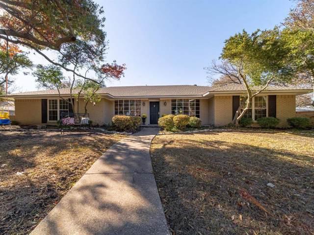 5 Ridgeview Circle, Richardson, TX 75080 (MLS #14228806) :: Vibrant Real Estate