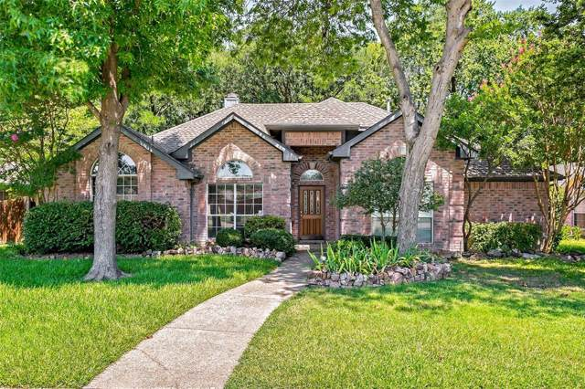 6508 Wickliff Trail, Plano, TX 75023 (MLS #14228827) :: Vibrant Real Estate