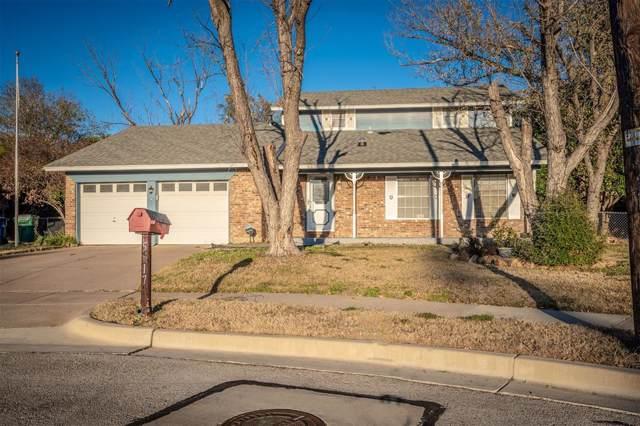5817 Chadsford Court, Watauga, TX 76148 (MLS #14228829) :: The Sarah Padgett Team