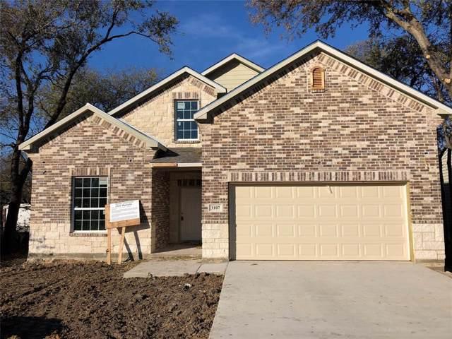 3107 S. Marsalis Ave. Avenue, Dallas, TX 75216 (MLS #14228831) :: Real Estate By Design