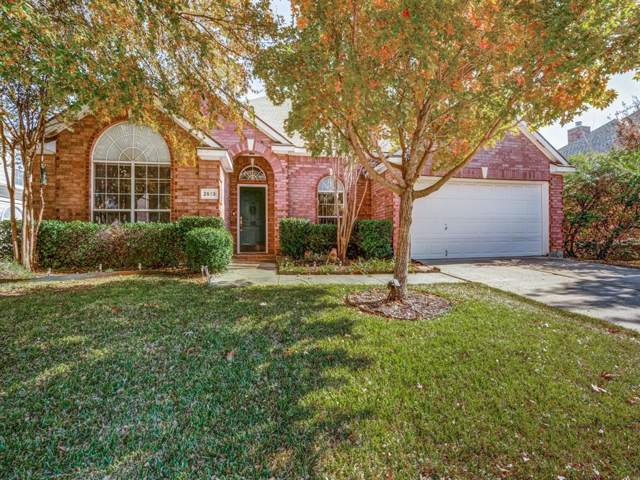 2513 Pheasant Run Drive, Mckinney, TX 75072 (MLS #14228836) :: All Cities Realty