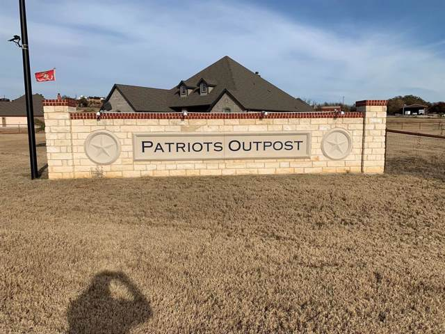 121 Woody Williams Court, Weatherford, TX 76088 (MLS #14228842) :: Ann Carr Real Estate
