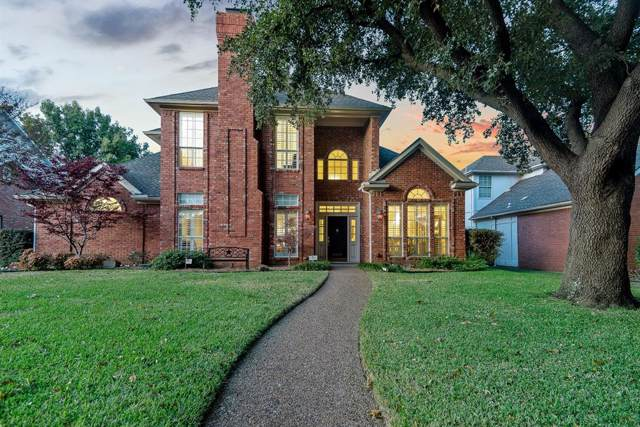 3333 Sage Brush Trail, Plano, TX 75023 (MLS #14228861) :: The Rhodes Team