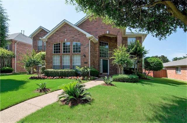 4644 Hinton Drive, Plano, TX 75024 (MLS #14228863) :: Team Tiller