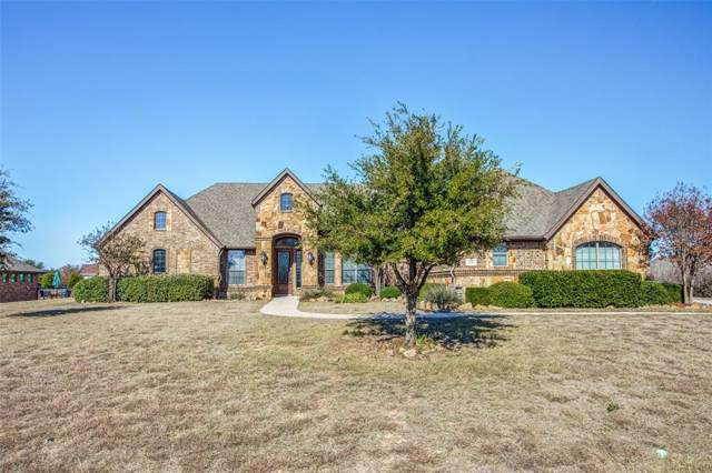 4216 San Pedro Court, Fort Worth, TX 76179 (MLS #14228870) :: Real Estate By Design