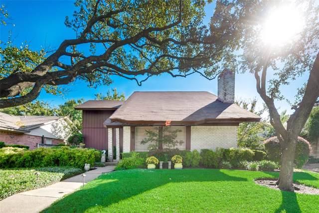3430 Castle Rock Lane, Garland, TX 75044 (MLS #14228873) :: RE/MAX Town & Country