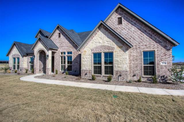 201 Buena Vista Drive, Godley, TX 76044 (MLS #14228876) :: Potts Realty Group
