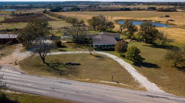4520 Tin Top Road, Weatherford, TX 76087 (MLS #14228882) :: Keller Williams Realty