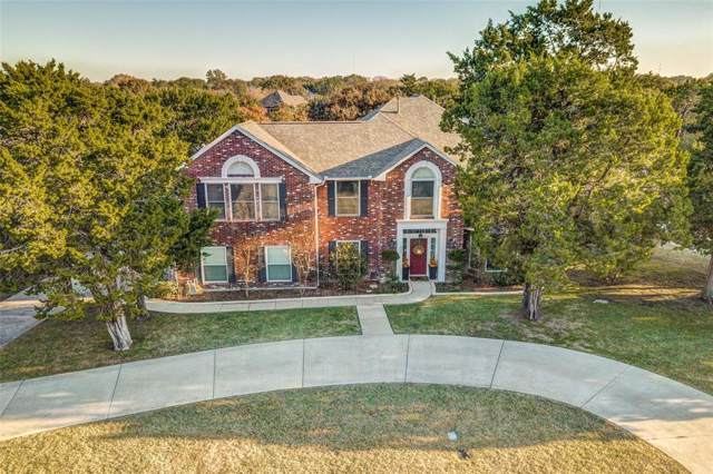 804 Cobblestone Court, Cedar Hill, TX 75104 (MLS #14228896) :: RE/MAX Pinnacle Group REALTORS