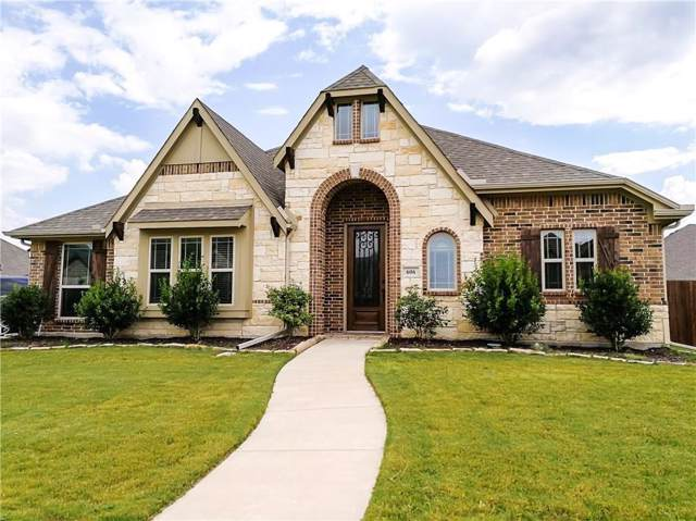 606 Harvest Trail, Midlothian, TX 76065 (MLS #14228901) :: RE/MAX Town & Country