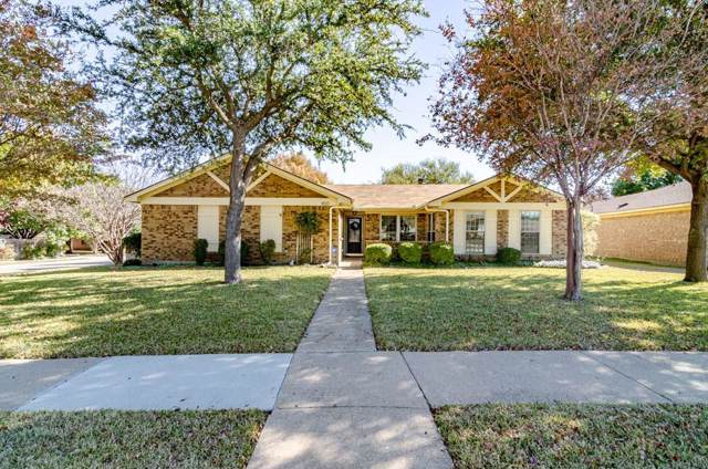 800 Middle Cove Drive, Plano, TX 75023 (MLS #14228908) :: The Rhodes Team