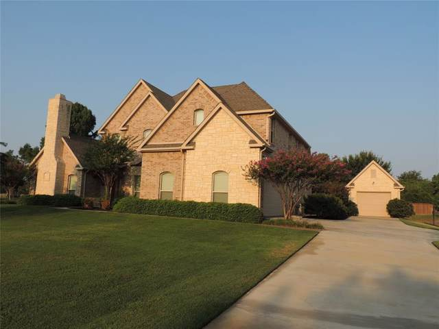 7400 Willow Oak Lane, Arlington, TX 76001 (MLS #14228920) :: NewHomePrograms.com LLC