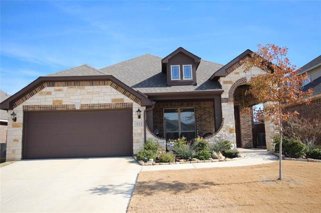 112 Gateway Drive, Alvarado, TX 76009 (MLS #14228921) :: The Sarah Padgett Team