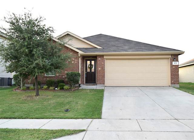 613 Rio Bravo Drive, Fort Worth, TX 76052 (MLS #14228925) :: Real Estate By Design