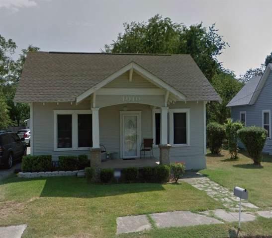 1010 E Main Street, Gainesville, TX 76240 (MLS #14228938) :: Vibrant Real Estate