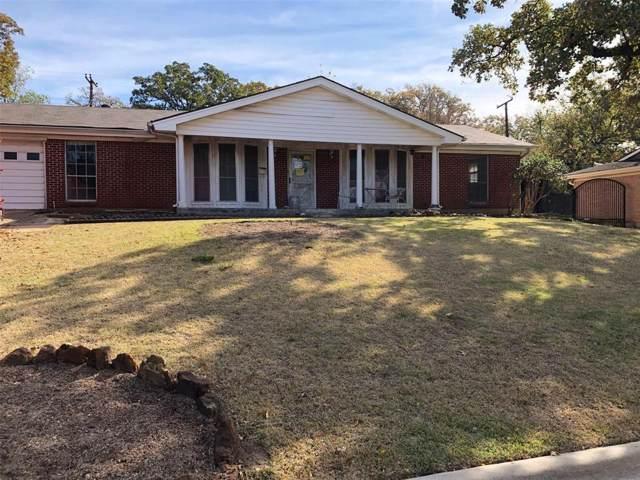 528 Oak Park Drive, Hurst, TX 76053 (MLS #14228945) :: Vibrant Real Estate
