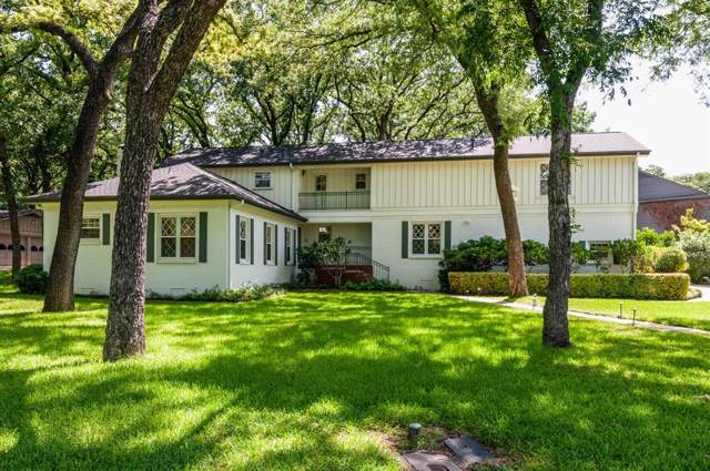 4159 Shady Valley Drive, Arlington, TX 76013 (MLS #14228950) :: The Sarah Padgett Team