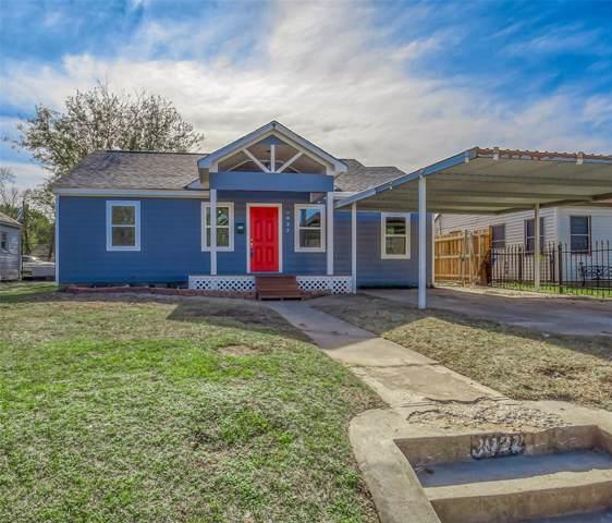 3022 Ivandell Avenue, Dallas, TX 75211 (MLS #14228958) :: The Kimberly Davis Group