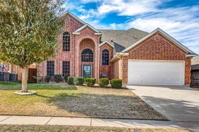 105 Reatta Drive, Justin, TX 76247 (MLS #14228974) :: Vibrant Real Estate