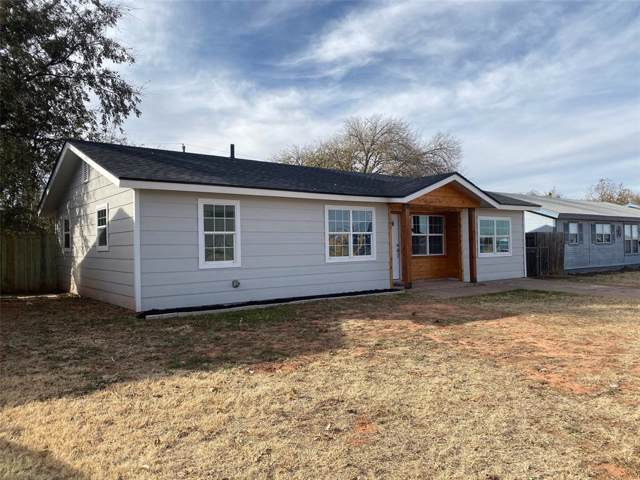 2426 Yorktown Drive, Abilene, TX 79603 (MLS #14228981) :: RE/MAX Pinnacle Group REALTORS