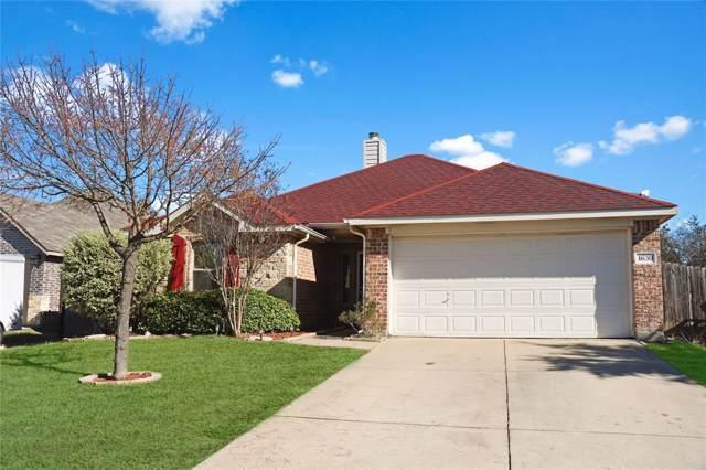 1630 Emily Lane, Seagoville, TX 75159 (MLS #14228987) :: RE/MAX Pinnacle Group REALTORS