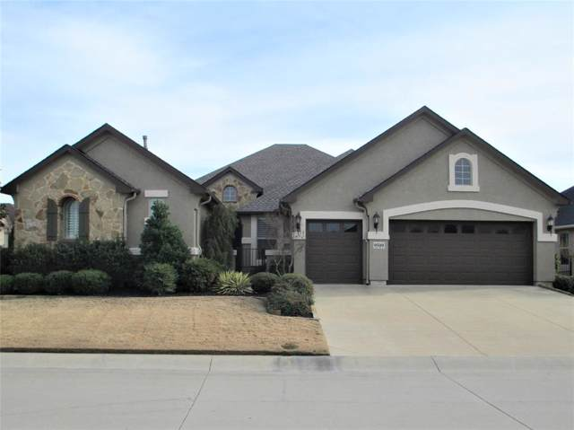 9509 Crestview Drive, Denton, TX 76207 (MLS #14228989) :: RE/MAX Town & Country