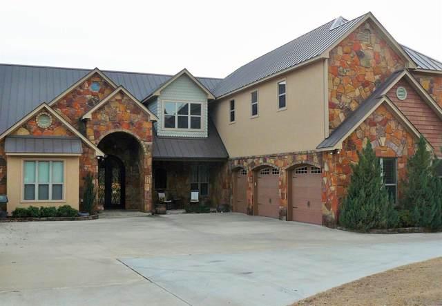 1917 Beach Road, Bowie, TX 76230 (MLS #14229008) :: Van Poole Properties Group