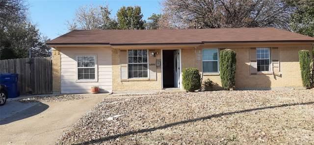 309 Davidson Circle, Garland, TX 75040 (MLS #14229015) :: Van Poole Properties Group