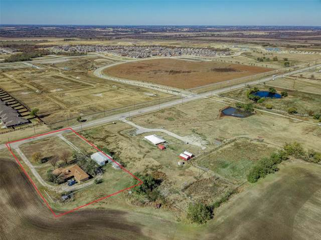 3460 Fm 1385, Aubrey, TX 76227 (MLS #14229027) :: RE/MAX Town & Country