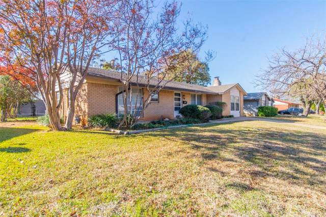 400 Westwood Drive, Euless, TX 76039 (MLS #14229032) :: RE/MAX Town & Country