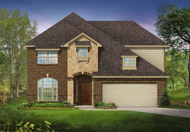 1013 Sagewood Drive, Justin, TX 76247 (MLS #14229047) :: The Kimberly Davis Group