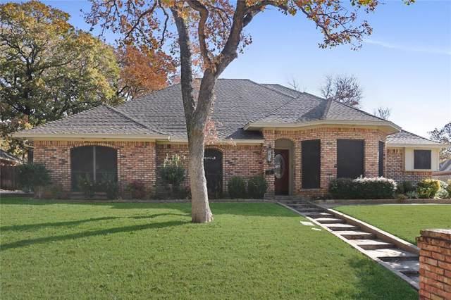 2 Sue Court, Mansfield, TX 76063 (MLS #14229048) :: The Tierny Jordan Network