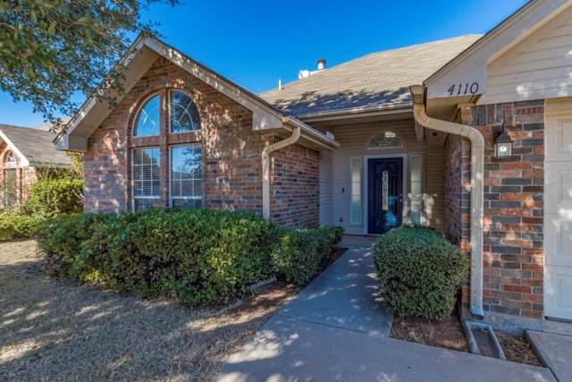 4110 Karen Drive, Abilene, TX 79606 (MLS #14229066) :: RE/MAX Town & Country