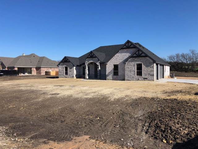 452 Acorn Road, Granbury, TX 76049 (MLS #14229072) :: The Rhodes Team