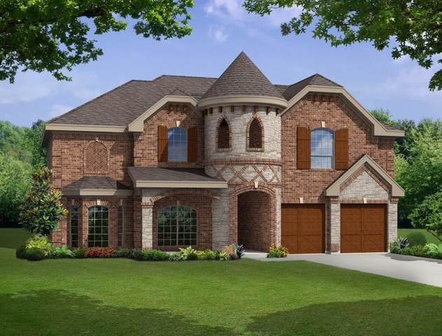 4609 Georgiana Lane, Mansfield, TX 76063 (MLS #14229077) :: The Sarah Padgett Team