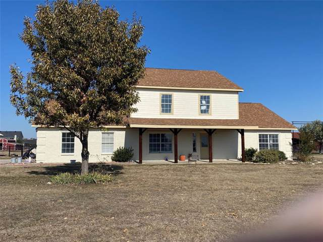 10456 Gentry Drive, Justin, TX 76247 (MLS #14229085) :: Dwell Residential Realty