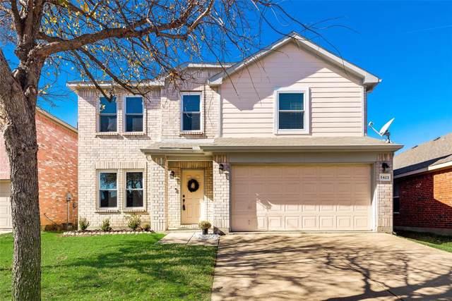 5423 Presidio Drive, Grand Prairie, TX 75052 (MLS #14229106) :: Vibrant Real Estate