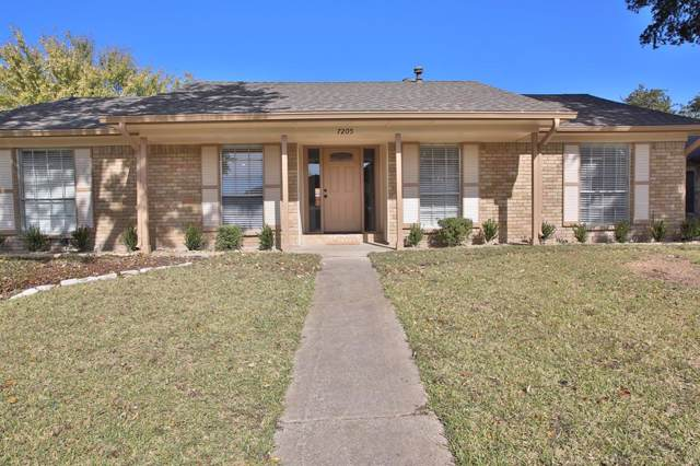 7205 Harvest Hill Drive, Rowlett, TX 75089 (MLS #14229108) :: Vibrant Real Estate