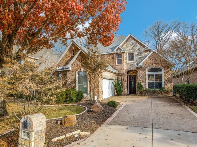 2615 Brookside Court, Mckinney, TX 75072 (MLS #14229120) :: Vibrant Real Estate