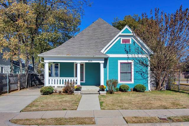 812 W Richmond Avenue, Fort Worth, TX 76110 (MLS #14229128) :: RE/MAX Town & Country