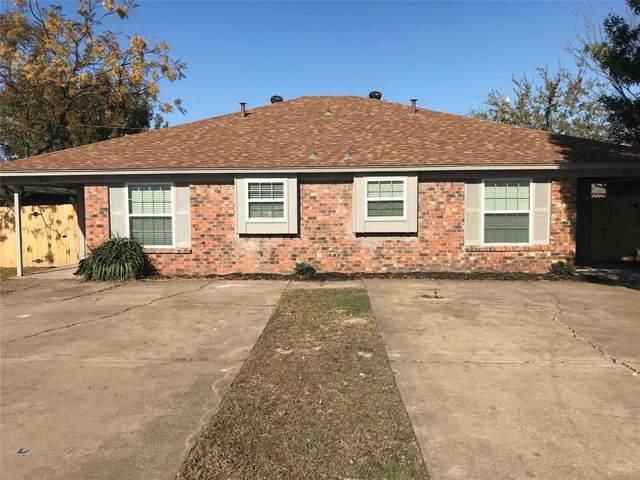 1209 Wakefield Drive, Arlington, TX 76015 (MLS #14229141) :: The Kimberly Davis Group