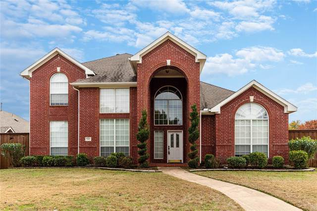 3502 Elmsted Drive, Richardson, TX 75082 (MLS #14229150) :: Hargrove Realty Group