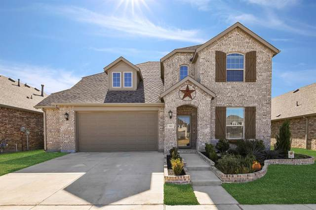 1811 Waxwing Trail, Northlake, TX 76226 (MLS #14229153) :: The Real Estate Station