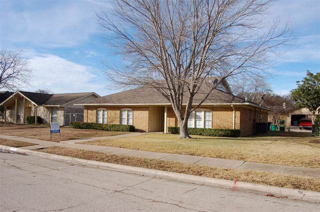 5809 Bobbie Lane, Rowlett, TX 75089 (MLS #14229178) :: Vibrant Real Estate