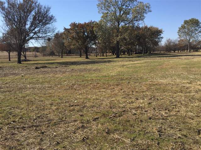 TBD Cooper Creek Rd Road, Denton, TX 76208 (MLS #14229204) :: The Rhodes Team