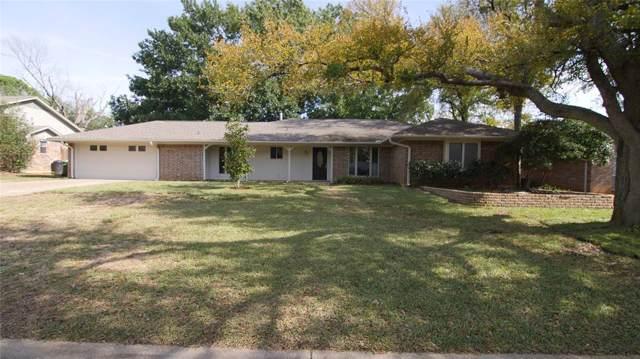 1402 Cambridge Street, Mansfield, TX 76063 (MLS #14229216) :: The Tierny Jordan Network