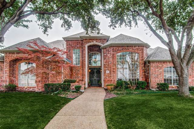 17904 Castle Bend Drive, Dallas, TX 75287 (MLS #14229220) :: Team Tiller