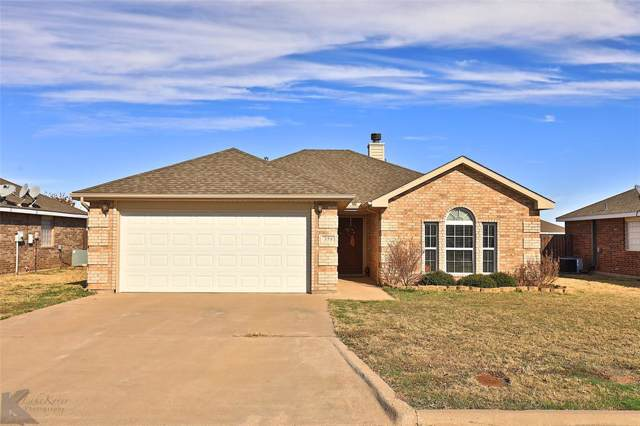358 Sugarberry Avenue, Abilene, TX 79602 (MLS #14229224) :: RE/MAX Town & Country